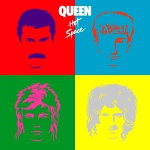 Альбом: Queen - Hot Space