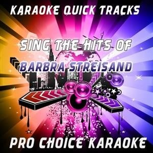 Альбом: Bryan Adams - Karaoke Quick Tracks - Sing the Hits of Barbra Streisand
