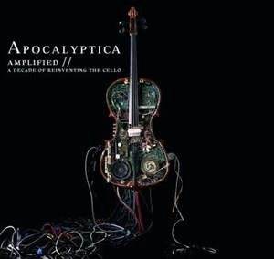 Альбом: Apocalyptica - Amplified - A Decade Of Reinventing The Cello