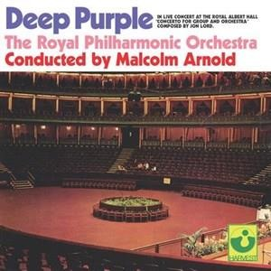 Альбом: Deep Purple - Concerto For Group And Orchestra