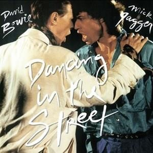 Альбом: David Bowie - Dancing In The Street E.P.