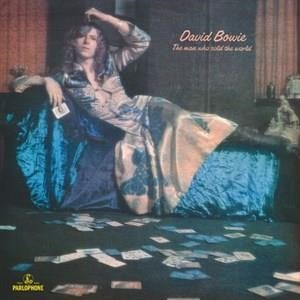 Альбом: David Bowie - The Man Who Sold The World
