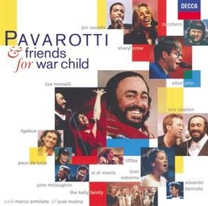Альбом: Eric Clapton - Pavarotti & Friends for War Child