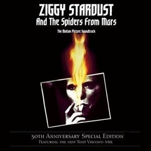 Альбом: David Bowie - Ziggy Stardust And The Spiders From Mars (The Motion Picture Soundtrack)