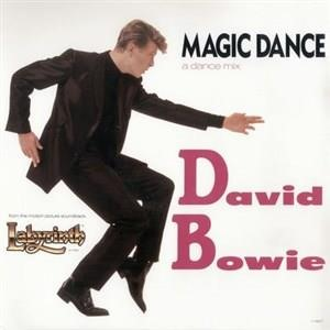 Альбом: David Bowie - Magic Dance E.P.