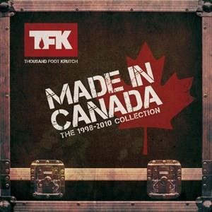 Альбом: Thousand Foot Krutch - Made In Canada: The 1998 - 2010 Collection