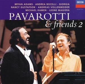 Альбом: Bryan Adams - Pavarotti & Friends 2