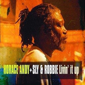 Альбом: Horace Andy - Livin' It Up + Dub: Limited edition