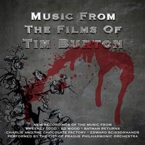 Альбом: The City Of Prague Philarmonic Orchestra - Music From The Films Of Tim Burton