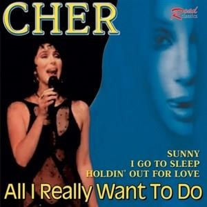 Альбом: Cher - All I Really Want to Do