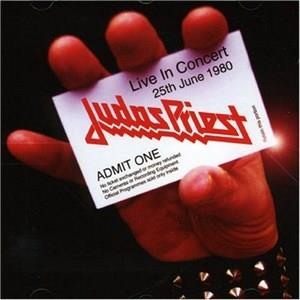 Альбом: Judas Priest - Live In Concert 25th June 1980