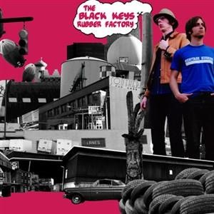 Альбом: The Black Keys - Rubber Factory