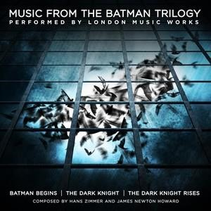 Альбом: Hans Zimmer - Music from the Batman Trilogy