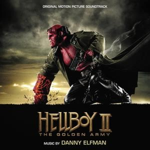 Альбом: Danny Elfman - Hellboy II: The Golden Army