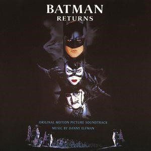 Альбом: Danny Elfman - Batman Returns OMPST