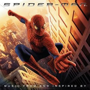 Альбом: Danny Elfman - Spider Man - Music From And Inspired By