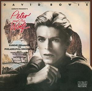 Альбом: David Bowie - David Bowie narrates Prokofiev's Peter and the Wolf & The Young Person's Guide to the Orchestra