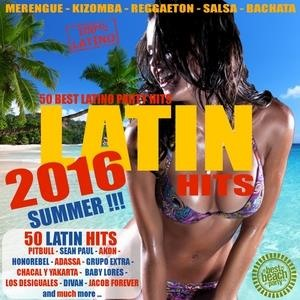 Альбом: Pitbull - Latin Summer Hits 2016 - 50 Best Latino Party Hits
