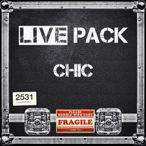 Альбом: Nile Rodgers - Live Pack - Chic -EP