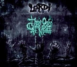 Альбом: Lordi - They Only Come Out At Night