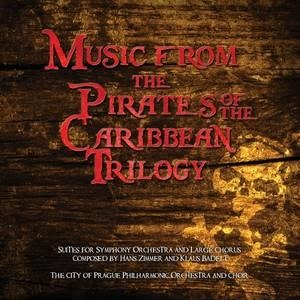 Альбом: Hans Zimmer - Pirates Of The Caribbean Trilogy