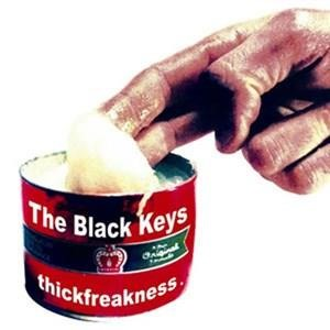 Альбом: The Black Keys - Thickfreakness
