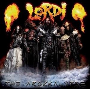 Альбом: Lordi - The Arockalypse