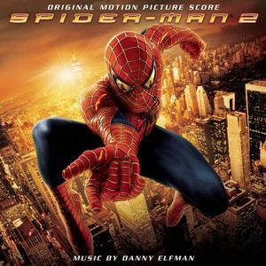 Альбом: Danny Elfman - Spider-Man 2 Original Motion Picture Score
