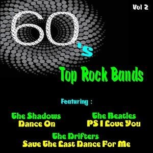 Альбом: The Beach Boys - Top Rock Bands from the Sixties, Vol. 2