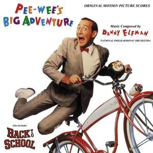 Альбом: Danny Elfman - Pee-wee's Big Adventure / Back to School