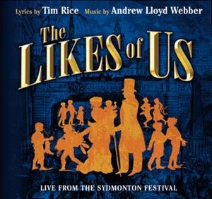 Альбом: Andrew Lloyd Webber - The Likes Of Us