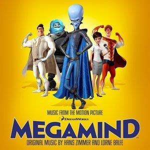 Альбом: Hans Zimmer - Megamind (Music from the Motion Picture)