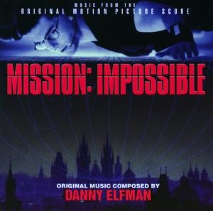 Альбом: Danny Elfman - Mission Impossible