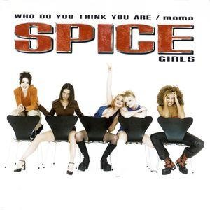 Альбом: Spice Girls - Mama/Who Do You Think You Are