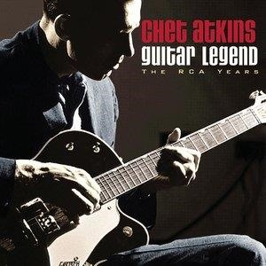 Альбом: Chet Atkins - Guitar Legend: The RCA Years