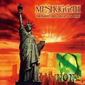 Альбом: Meshuggah - Contradictions Collapse