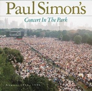 Альбом: Paul Simon - Paul Simon's Concert In The Park August 15, 1991