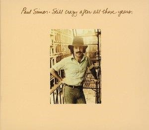 Альбом: Paul Simon - Still Crazy After All These Years