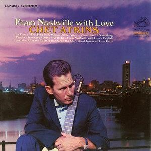 Альбом: Chet Atkins - From Nashville with Love