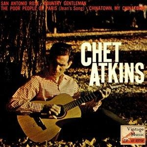 Альбом: Chet Atkins - Vintage Country No. 8 - EP: Country Gentleman