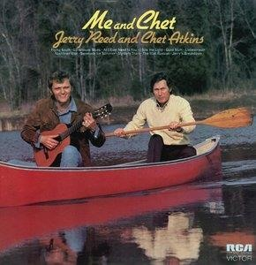 Альбом: Chet Atkins - Me And Chet