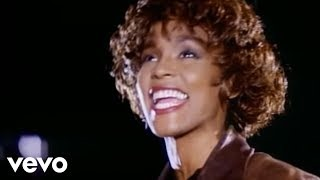 Клип Whitney Houston - I'm Your Baby Tonight