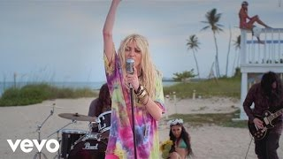 Смотреть клип песни: The Pretty Reckless - Messed up World (F'd up World)