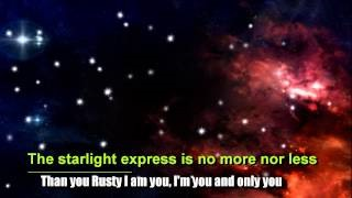 Смотреть клип песни: Andrew Lloyd Webber - I Am the Starlight (Starlight Express)