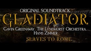 Клип Lisa Gerrard - Slaves To Rome