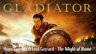Клип Lisa Gerrard - The Might of Rome
