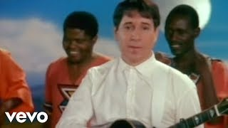 Клип Paul Simon - Diamonds On the Soles of Her Shoes