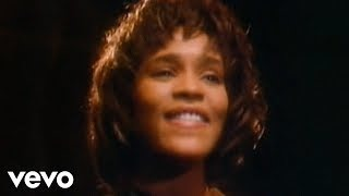 Клип Whitney Houston - Saving All My Love for You