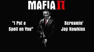 Смотреть клип песни: Screamin' Jay Hawkins - Mafia 2: I Put A Spell On You