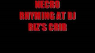 Necro rare demos and freestyles volume 1
